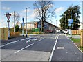 SJ8090 : Bordley Walk by David Dixon