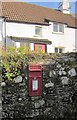 SX3868 : Postbox, Ashton by Derek Harper