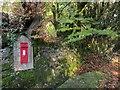 SX3869 : Postbox near Wheal St Vincent by Derek Harper