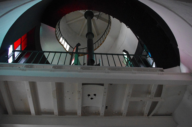 Orfordness lighthouse interior ian taylor geograph for Light house interior