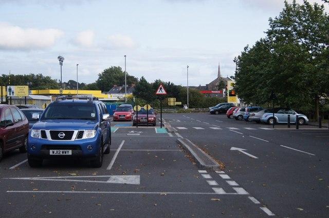 Ss Great Britain Car Park Postcode
