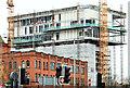 "J3374 : Block ""B"", University of Ulster site, Belfast - November 2014(1) by Albert Bridge"