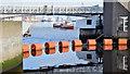 J3474 : The Lagan weir footbridge, Belfast - November 2014(3) by Albert Bridge
