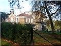 SP5831 : Cottisford House by Bikeboy