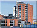 J3475 : Pilot Street Apartments, Belfast (November 2014) by Albert Bridge