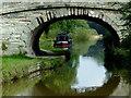 SJ8357 : Kent Green Bridge, Cheshire by Roger  Kidd
