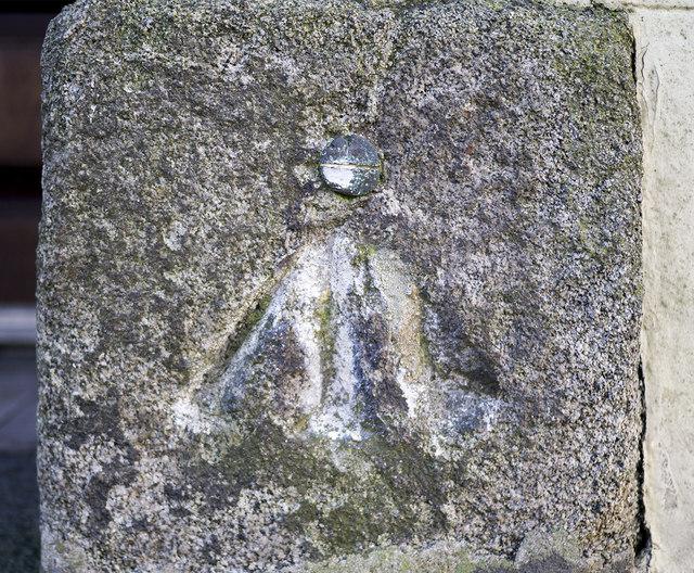 Bench Mark, Castlewellan