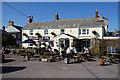SW3733 : Trewellard Arms Hotel by Bill Boaden