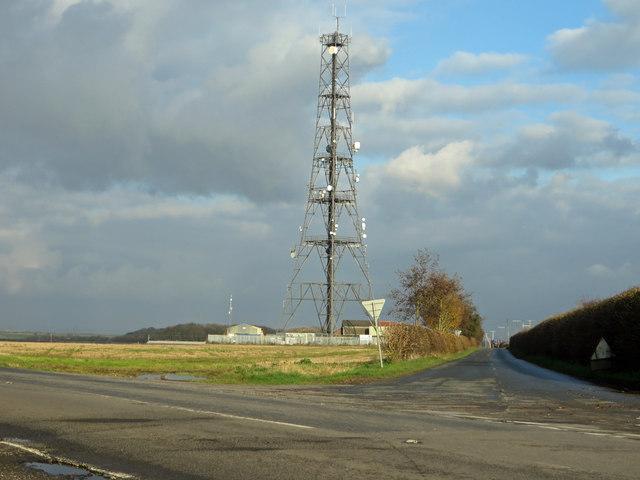 Elsham Hill Telecomm Tower