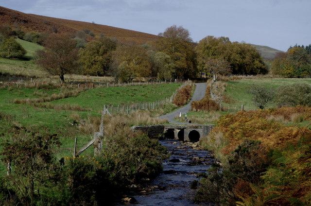 Upper Chwefri valley