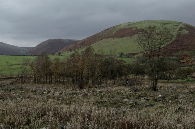 Gwenwst - upland valley