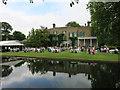 TL2477 : Abbots Ripton Hall by Hugh Venables