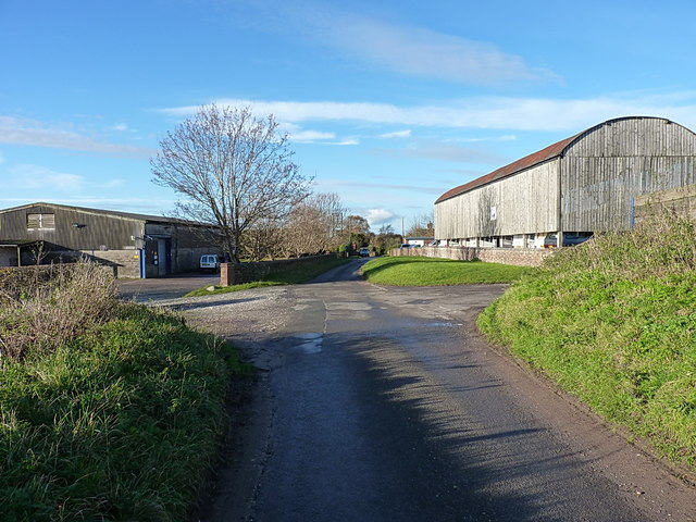 Pickstock Manor Farm 169 Richard Law Cc By Sa 2 0