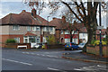 SP3164 : Claremont Road, Leamington Spa by Stephen McKay