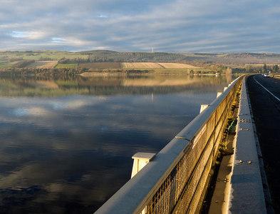 NH5961 : The Cromarty Bridge by Julian Paren