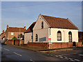 SK6889 : Former Methodist Chapel, Mattersey by Alan Murray-Rust