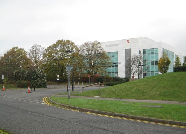 Welwyn Garden City Xerox Building Nigel Cox Geograph Britain And Ireland