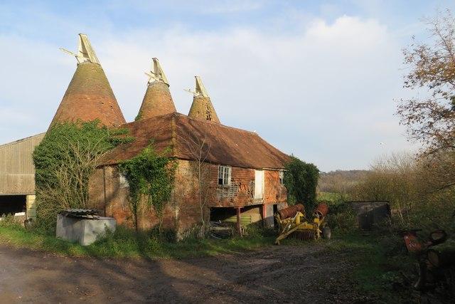 Old Oasts at Salehurst