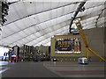 TQ3980 : Inside The O2 by Oast House Archive