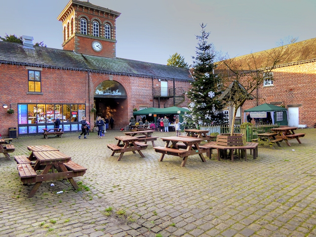 Manor Stables Craft Centre