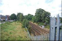 SE3156 : The Harrogate Line by N Chadwick