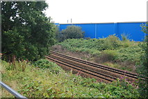 SE3156 : Harrogate line by N Chadwick