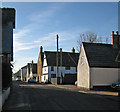 TL5867 : Burwell: North Street in December by John Sutton