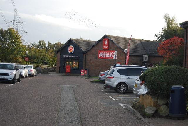 Aldershot Restaurants Near Cinema