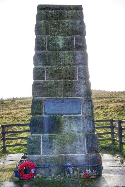 Leeds Pals War memorial, Colsterdale