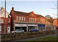 SK5064 : Beehive Buildings, 1899, Pleasley by Alan Murray-Rust