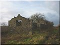 SD5175 : Ruined barn near Tarn Lane by Karl and Ali