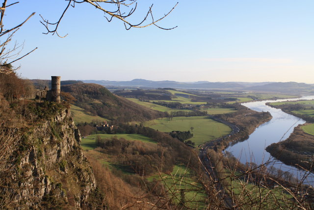 Kinnoull Tower