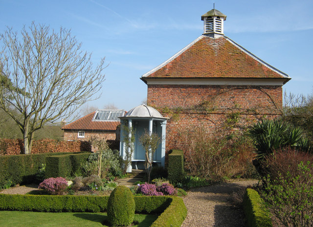 Pigeon House at Gunby Hall
