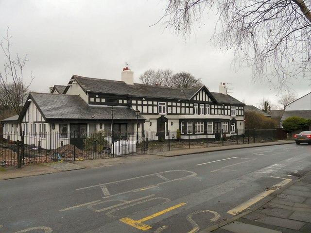 Former Pack Horse Inn
