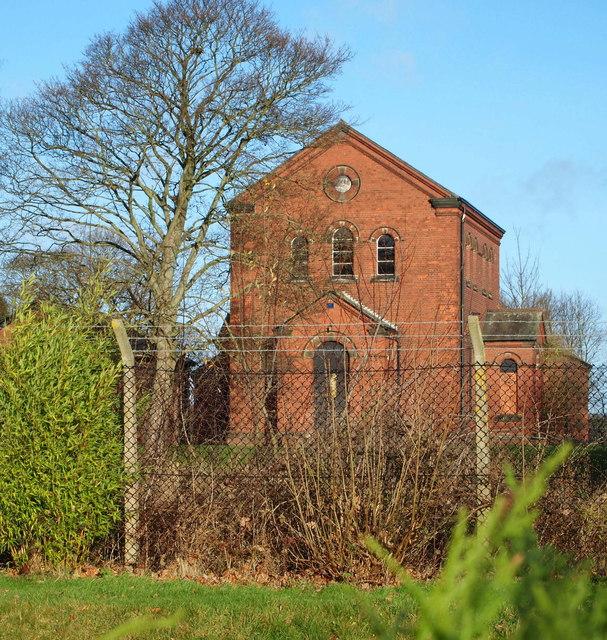 Pumping Station, Brickyard Lane, Farnsfield, Notts.