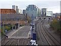 SP0687 : St Paul's tram stop : Week 51