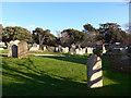 TQ3602 : St Margaret, Rottingdean: churchyard (c) by Basher Eyre