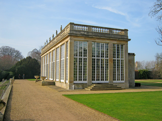 The Orangery at Belton House