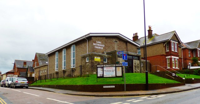 Lake Methodist Church