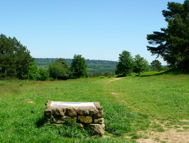 King's Standing, Ashdown Forest