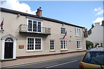 SE3457 : Formerly The Commercial Hotel by N Chadwick