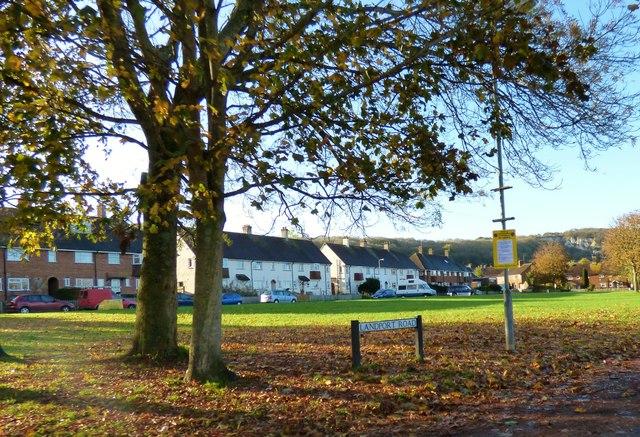 Landport Road, Lewes