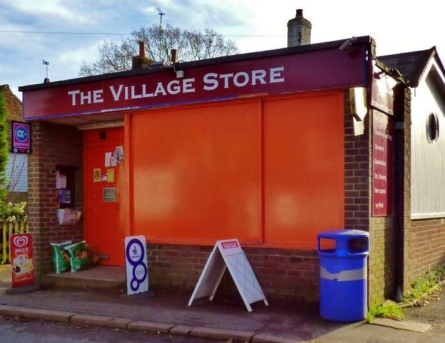 Village store, Herstmonceux