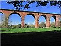SJ7767 : Twemlow Viaduct, Holmes Chapel by Colin Park