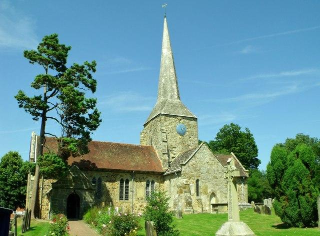 St. Giles', Horsted Keynes