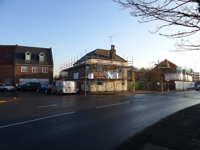 Former Retreat pub