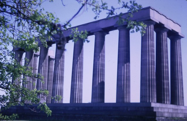 National Monument, Calton Hill  (1968)