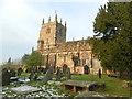 SJ5658 : Church of St Boniface, Bunbury by John Lord
