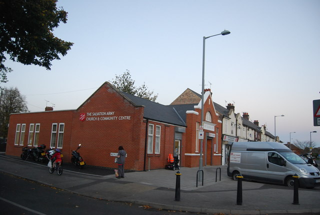 An overview of the salvation army church