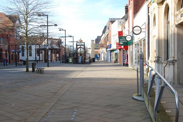 Fareham Town Centre Car Parks